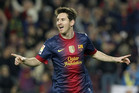 Despite a late season injury, Lionel Messi still ranked No 1 (Reuters file)